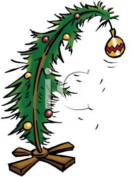 265x350 Grinch Christmas Tree Clipart
