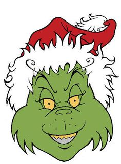 236x320 Grinch Wreath Free Christmas Clip Art From The Public Domain