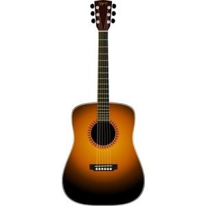 300x300 Free Guitar Clip Art