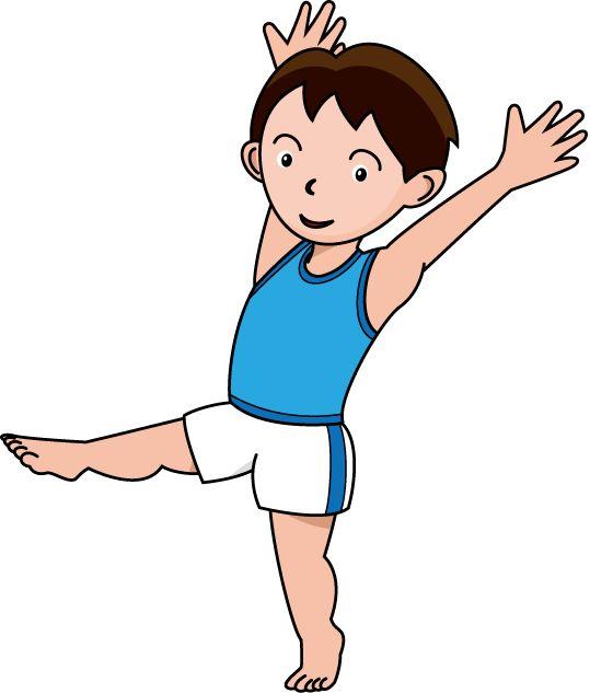 Free Gymnastics Clipart