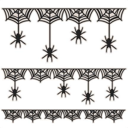 Free Halloween Borders