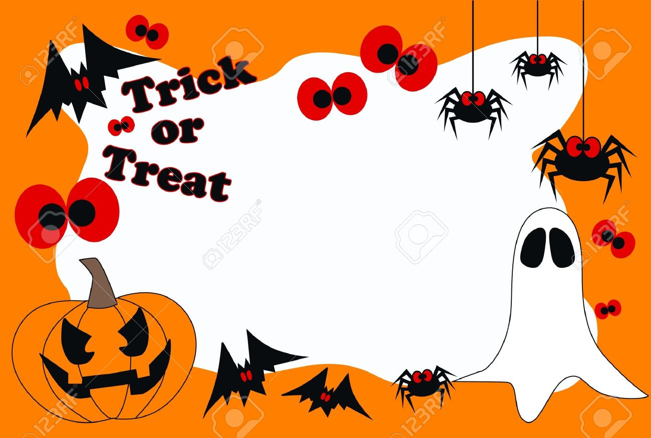 Free Halloween Borders | Free download best Free Halloween Borders ...