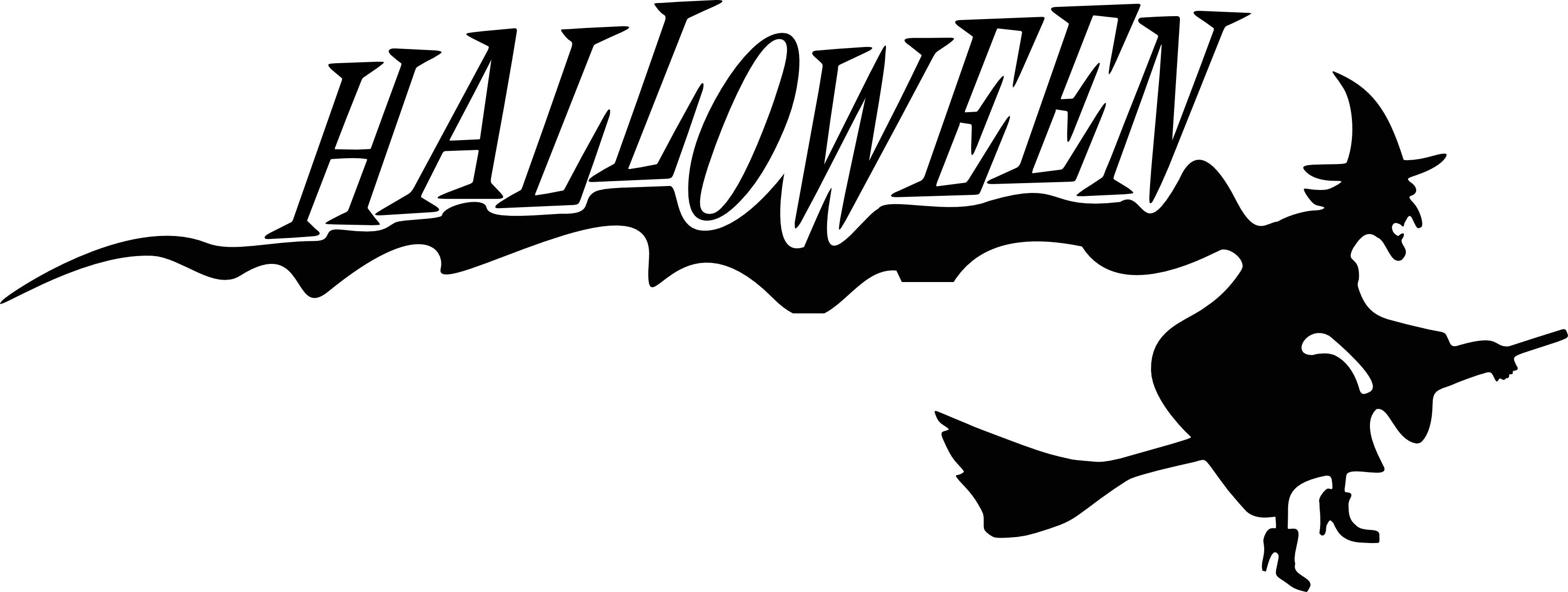 3200x1209 Happy Halloween Free Happy Halloween Clipart