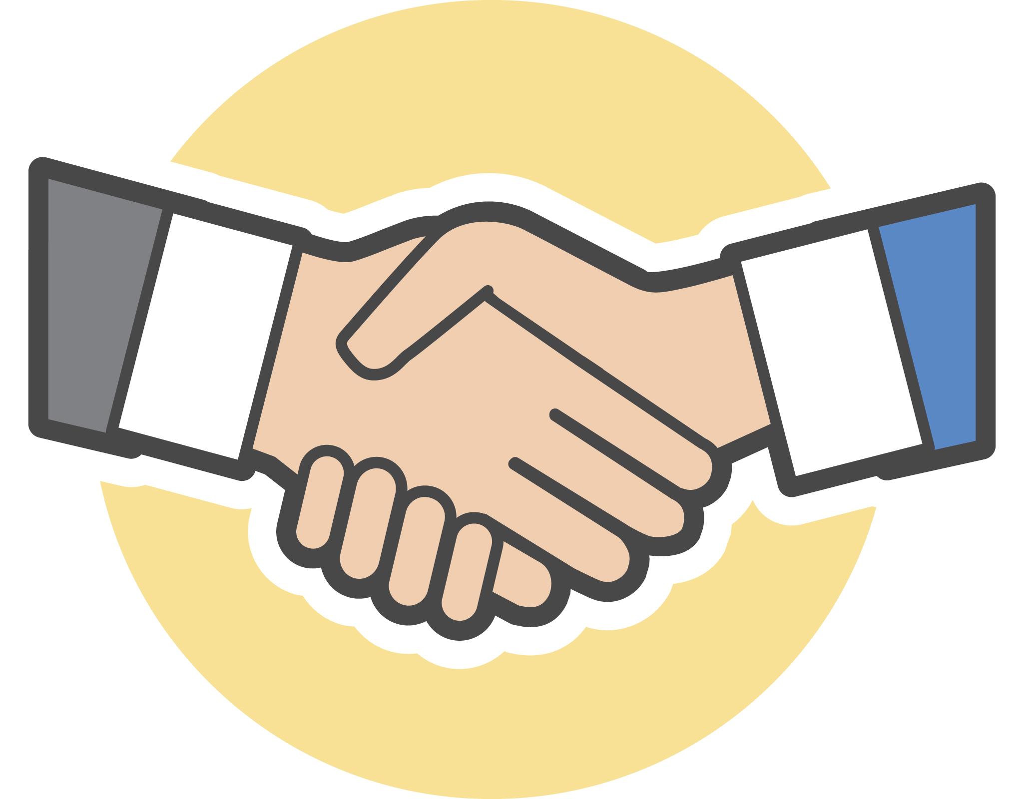 2050x1600 Hand Shake Clipart Free Clip Art Of Handshake 4
