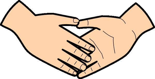 600x307 Handshake Clip Art
