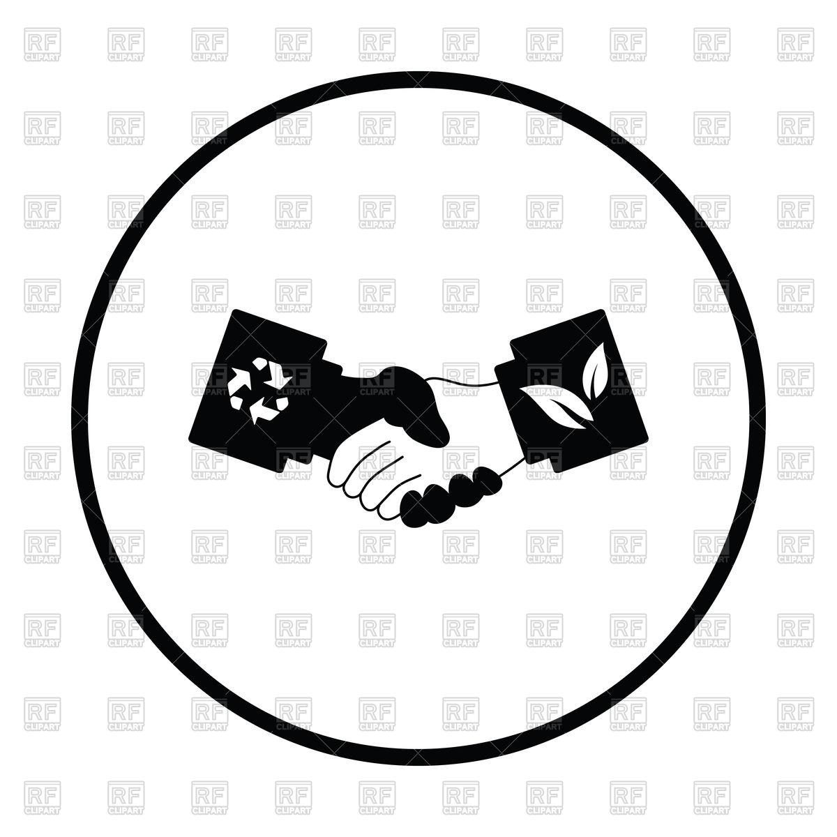 1200x1200 Business Handshake