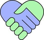 170x154 Shake Hand Clip Art
