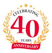 169x170 Happy Anniversary Stock Illustrations