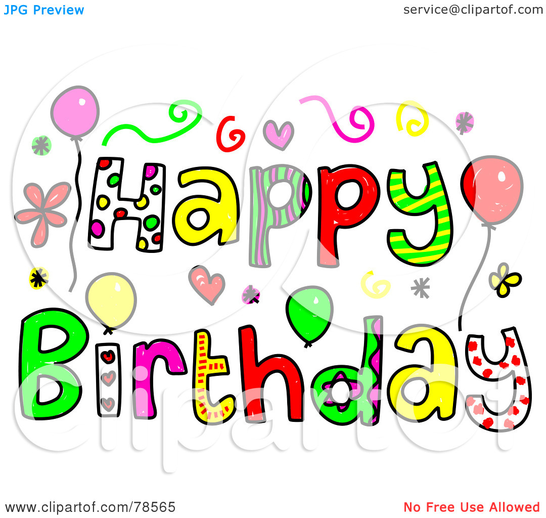 Free Happy Birthday Clipart Funny   Free download on ...