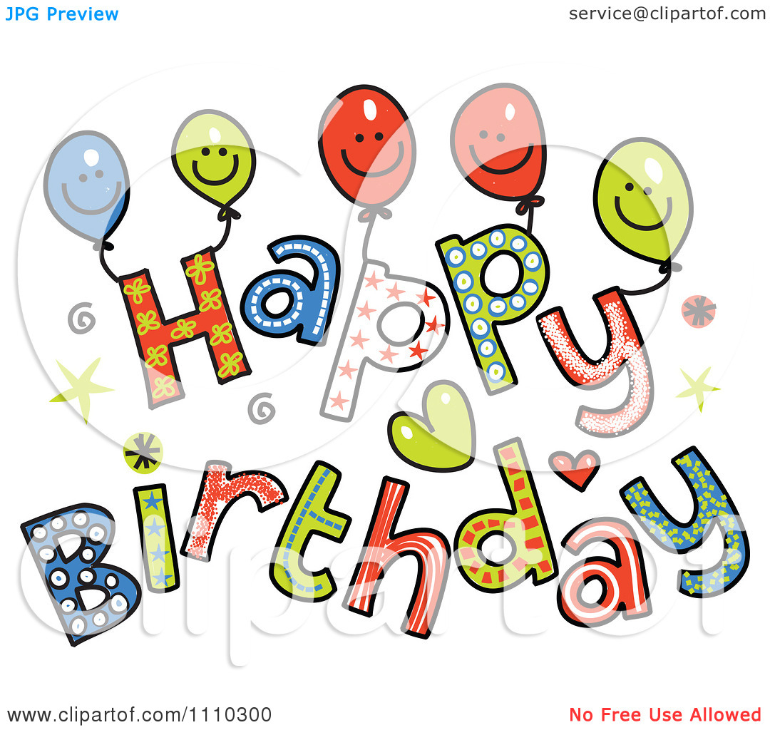 Free Download Best Free Happy Birthday Clipart Funny On