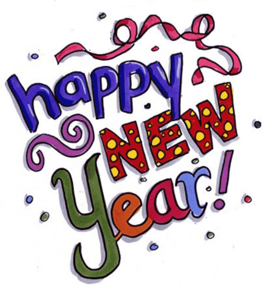 927x1000 Happy New Year Clip Art