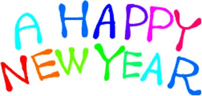 400x190 Happy New Year Clip Art Free Clipart
