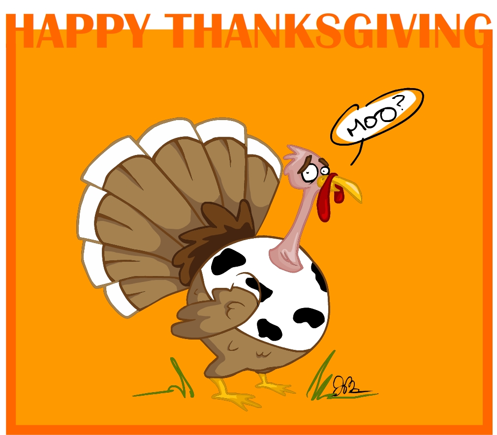 1010x884 Jess Morris Animator Happy Thanksgiving