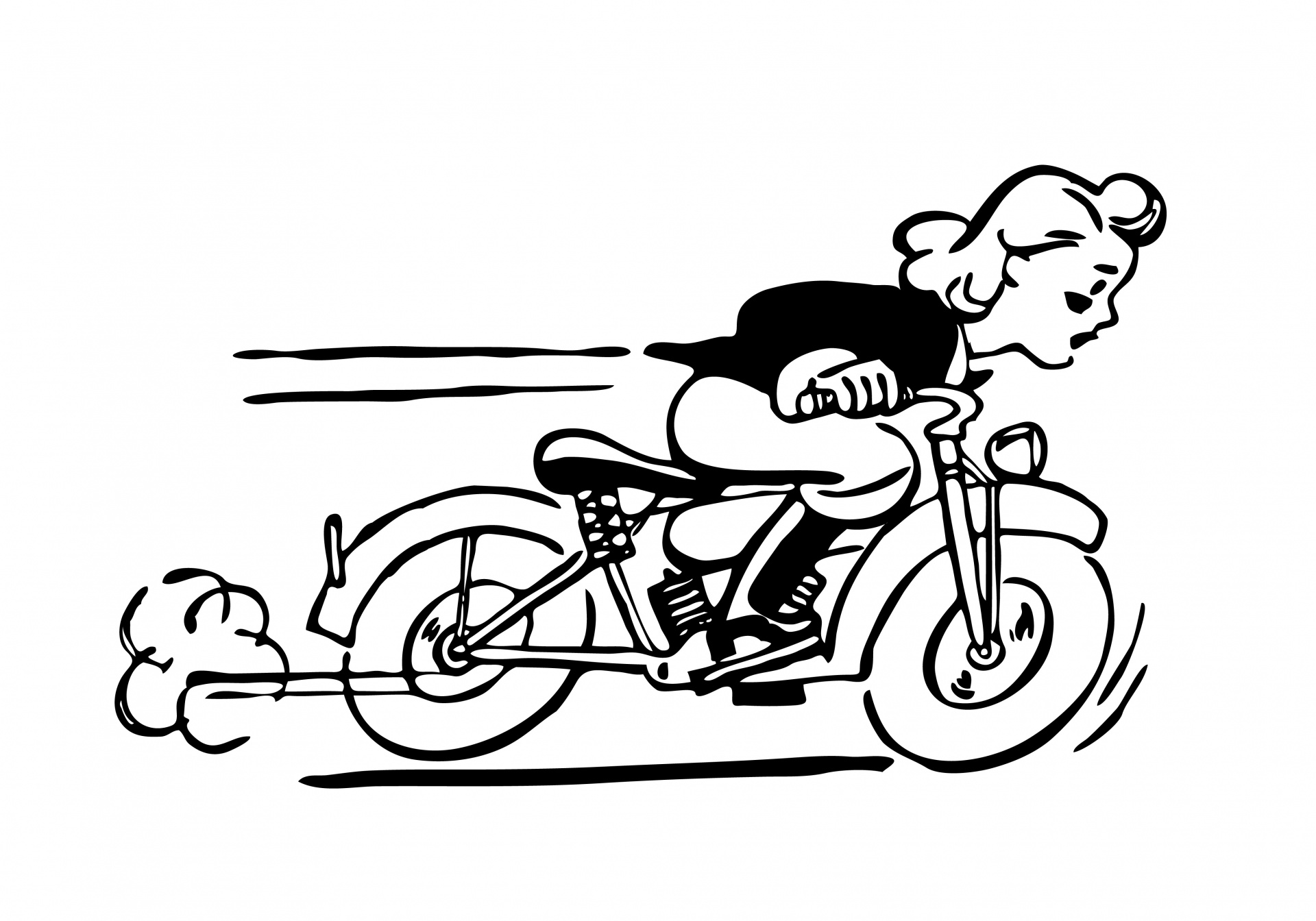 Collection Of Motorbike Clipart Free Download Best Motorbike
