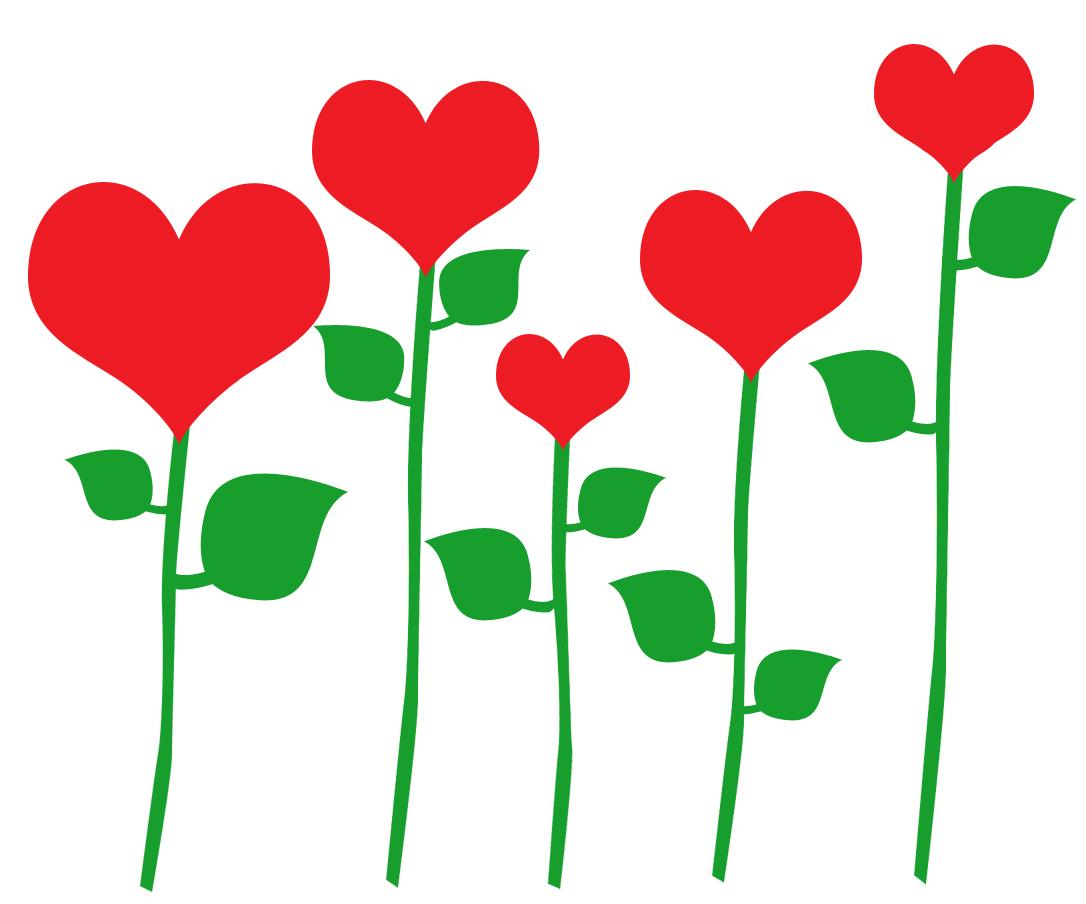 1086x904 Free Heart Border Clip Art