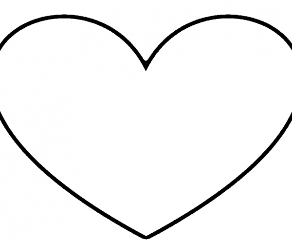 600x500 Pretentious Rainbow Heart Clipart Rainbow Heart Clipart Free Stock