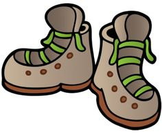 236x196 Clipart Free Hiking Boot