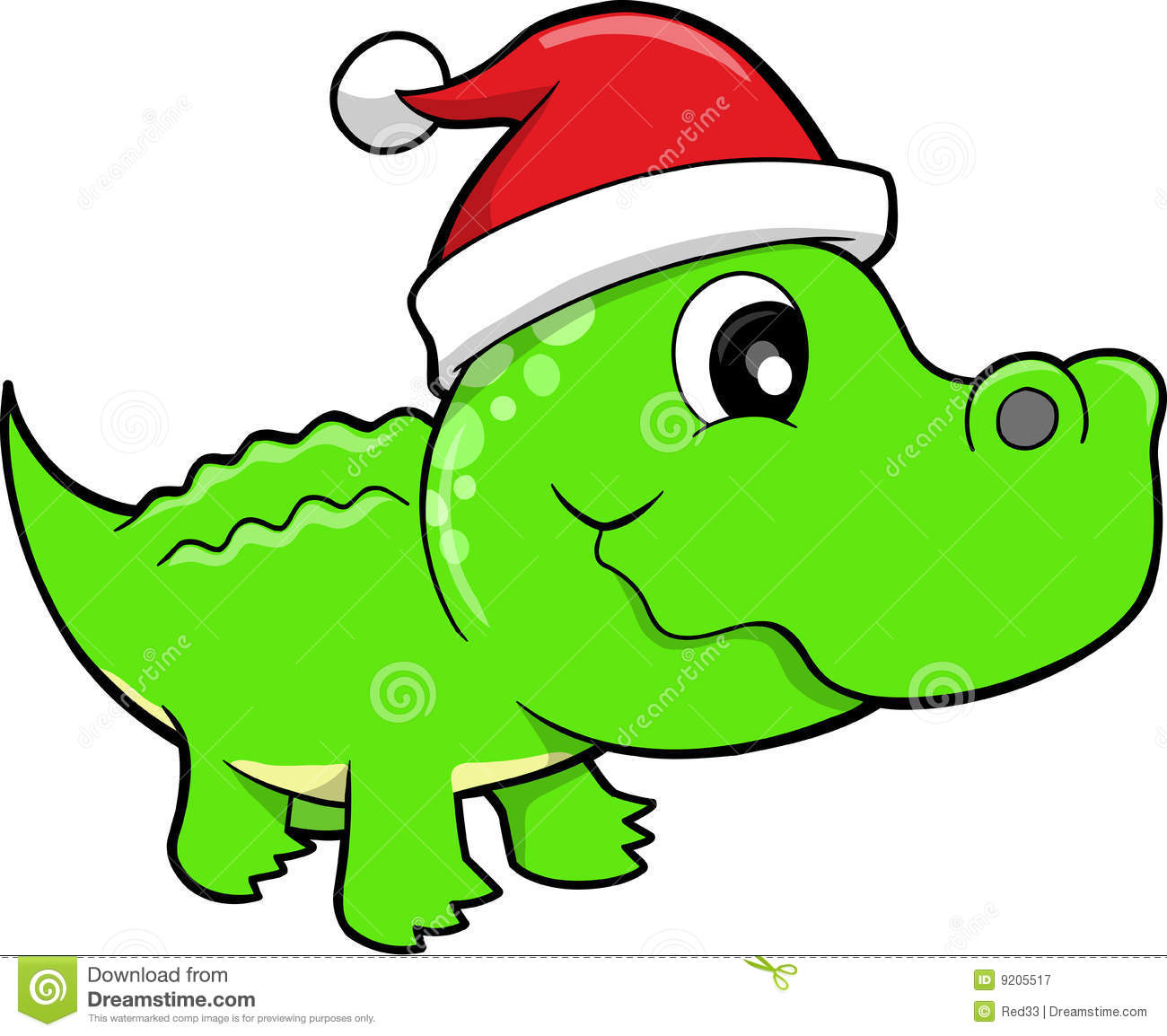 1300x1154 Free Holiday Gator Clipart