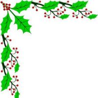 200x200 Holiday Clipart And Borders