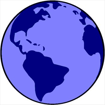 350x350 Free Earth Clipart
