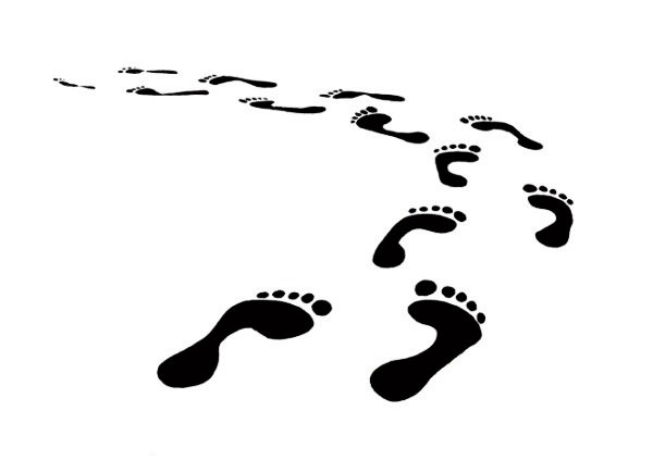 600x435 Footprint Clipart Graphics Collection My Free Photoshop World
