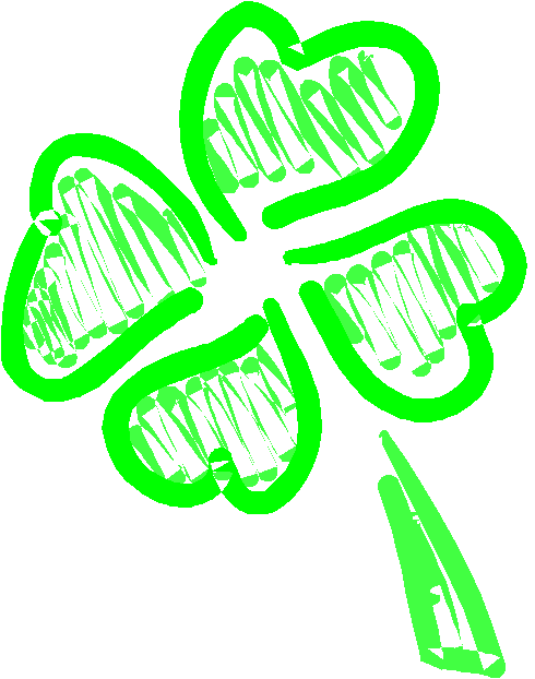 490x622 Free Irish Clipart