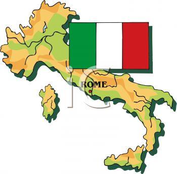 Free Italy Clipart