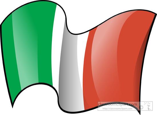 550x405 Italian Flag Clip Art Free Clipartfox