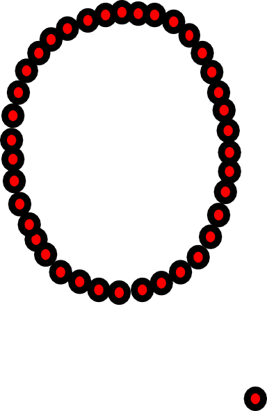 384x592 Necklace Clip Art