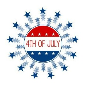 300x300 Fourth Of July Clip Art