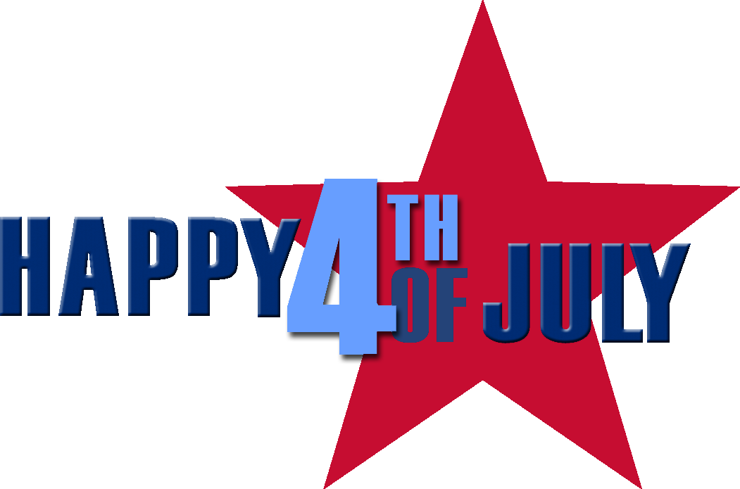 1051x695 Free Fourth Of July Clip Art