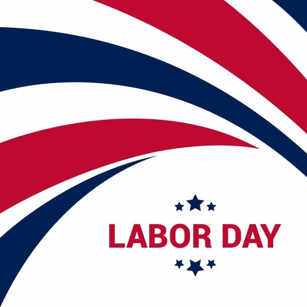 626x626 Usa Labor Day Background Vector Free Download