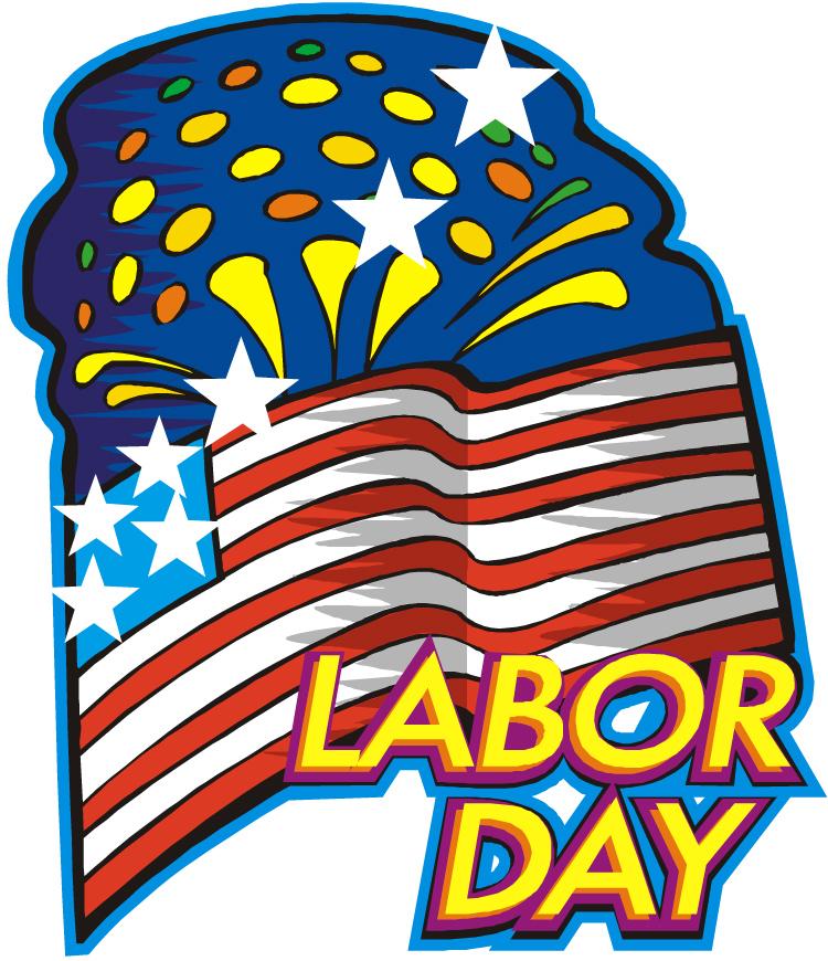 750x870 Free Clipart Happy Labor Day