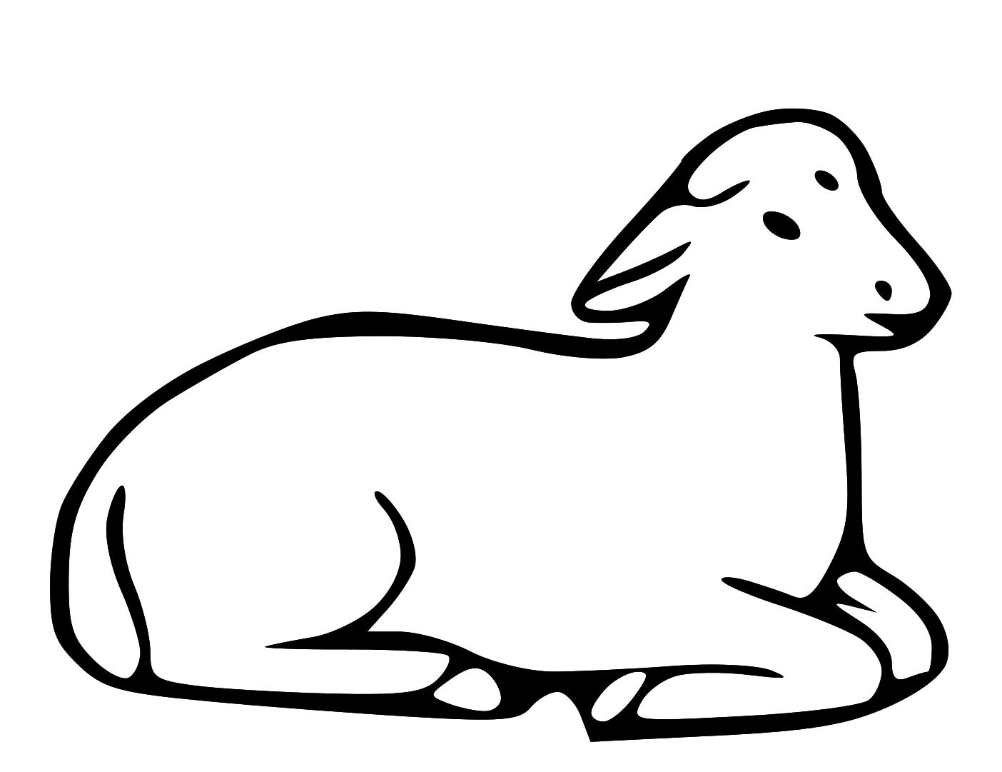 1404x1081 Lds Clipart Lamb Clip Art Free Clipart Images Image