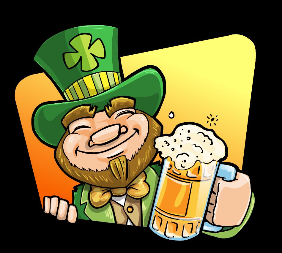 949x852 Free Leprechaun Holding A Mug Of Beer Clip Art
