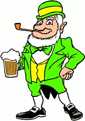 353x500 Free Leprechaun Clipart Public Domain Holiday Stpatrick Clip Art 5
