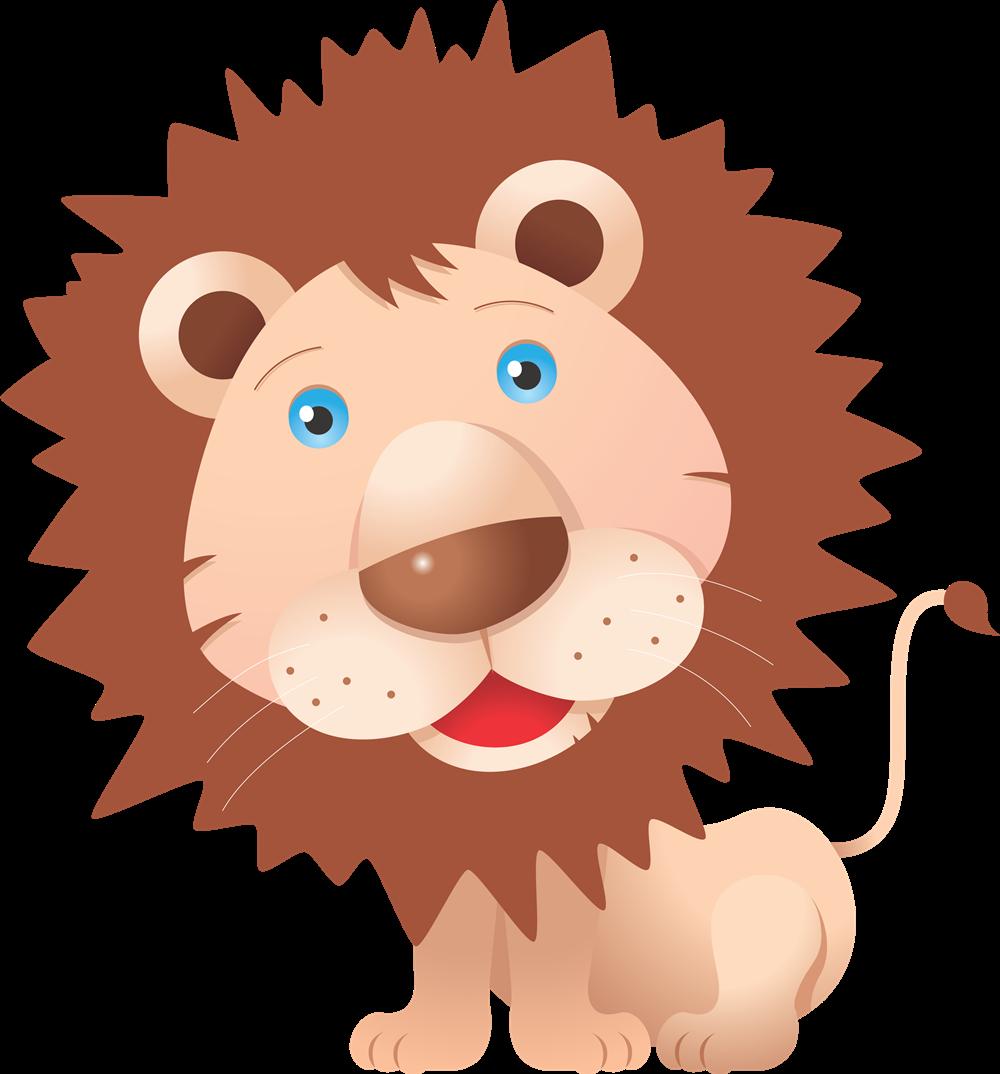 1000x1074 Free To Use Amp Public Domain Lion Clip Art