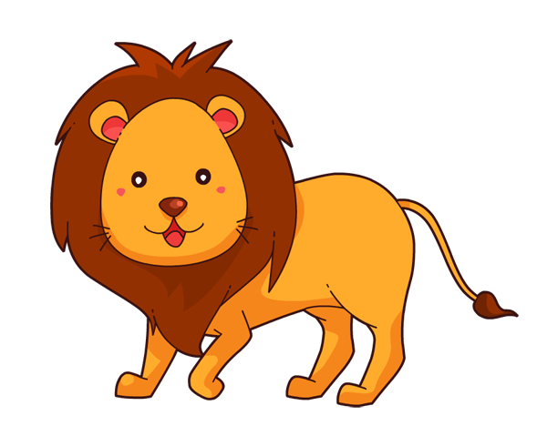 589x468 Free To Use Amp Public Domain Lion Clip Art