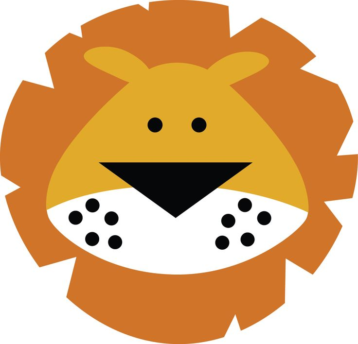 736x708 B3bd15eb8d5230a9450eea4c90eafffc Lion Face Miss Kate Lion Cute