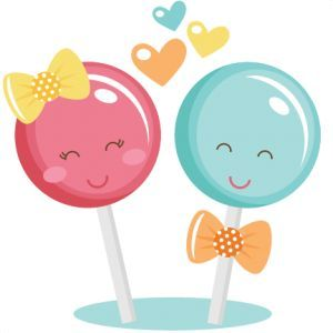 Free Lollipop Clipart
