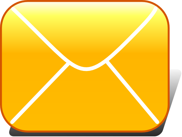 600x450 Email Mail Clip Art