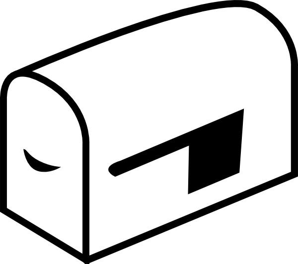 600x532 Free Mailbox Clipart