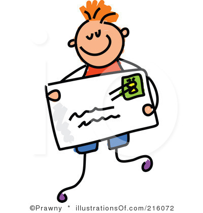 400x420 Mail Clipart