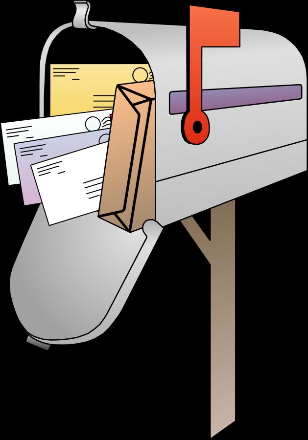 629x900 Mail Clip Art 2