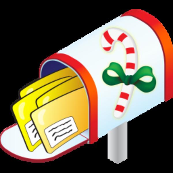 600x600 Mail Mail Clip Art Quarter Clipart