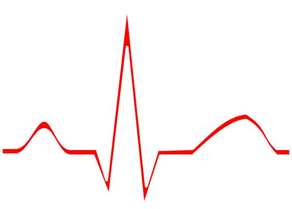 600x429 Medical Pulse Clip Art