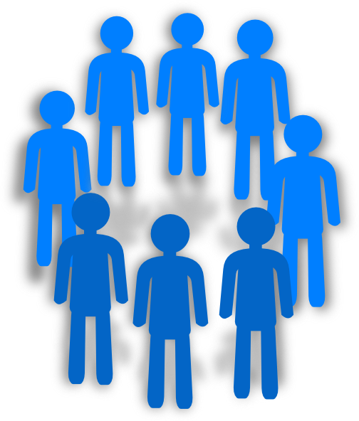 504x592 Free Meeting Clipart Image