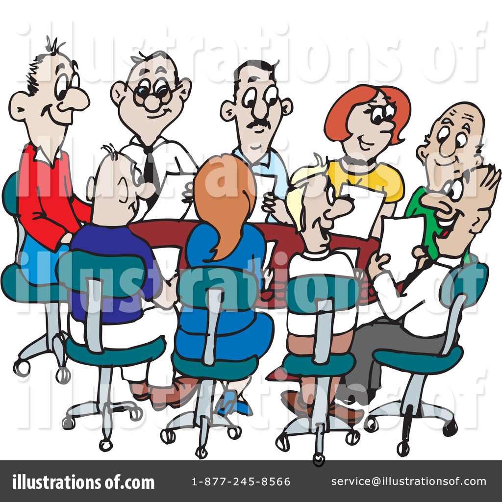 1024x1024 Meeting Clipart