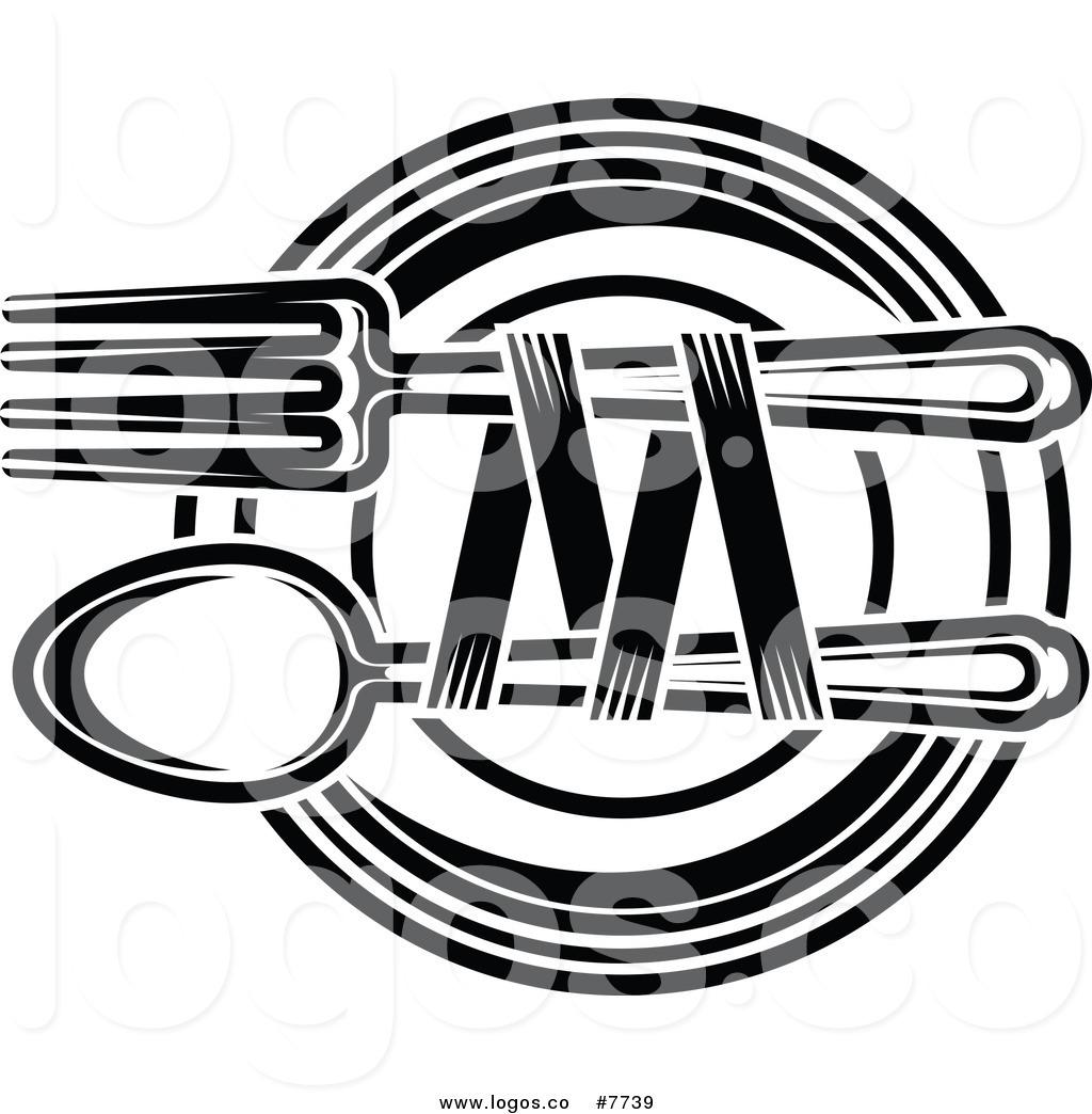 1024x1044 Royalty Free Clip Art Vector Black And White Restaurant Menu