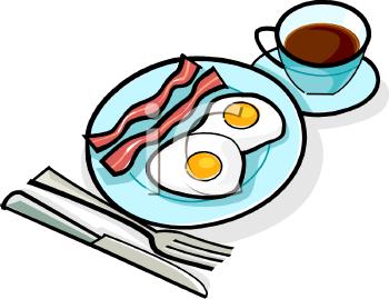 350x269 Breakfast Menu Clipart